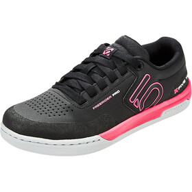 adidas Five Ten Freerider Pro Shoes Women core black/clonix/shopnk